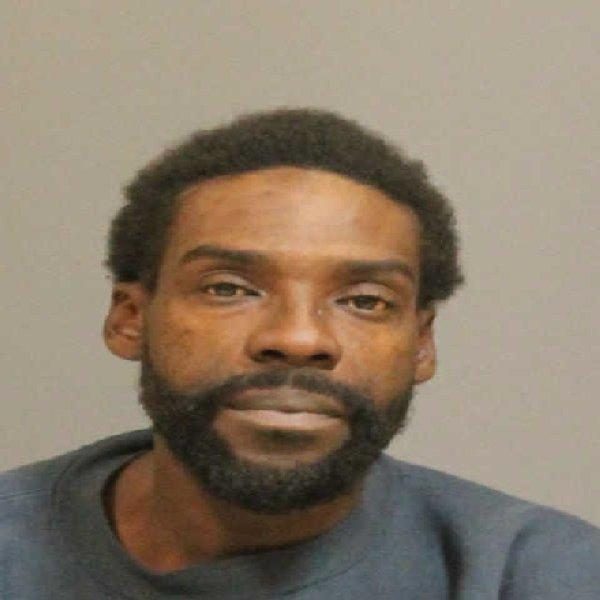 Keith Hinds was arrested after allegedly stealing a Chinese restaurant delivery car.