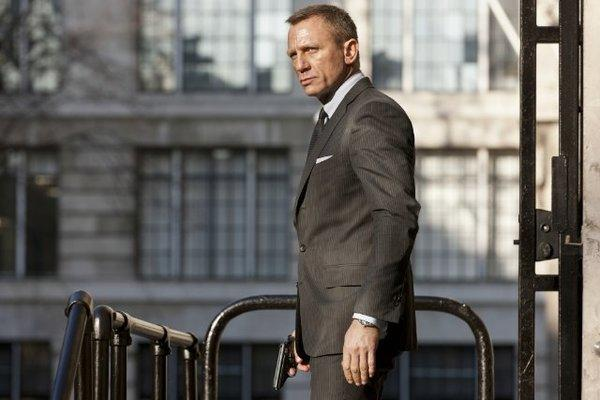 "Daniel Craig stars as James Bond in ""Skyfall,"" which had a huge opening weekend at the box office."