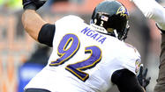 Haloti Ngata, Bobbie Williams, Marshal Yanda active