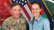 Why did David Petraeus have to step down from the CIA?