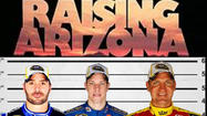 The Backstretch Blog: Raising Arizona