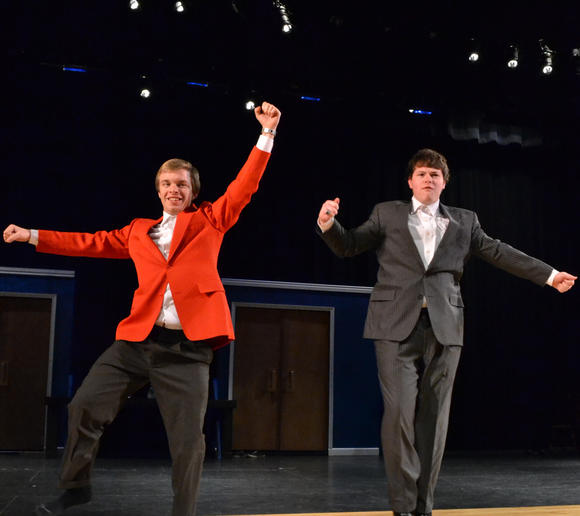 "Manchester Valley High School ""How to Succeed ..."""