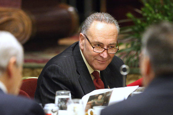 Sen. Charles E. Schumer (D-N.Y.) will revisit his immigration reform plan with Sen. Lindsey Graham (R-S.C.).