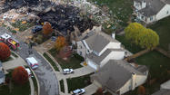 Photos: Big explosion in Indianapolis