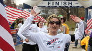 Pictures: Veterans Day Freedom Run 5k