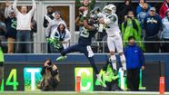 The Seattle Seahawks' home field advantage continued Sunday.