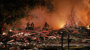 Investigators probe cause of deadly Indianapolis blast