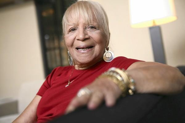 """Lizette Rhone is president and one of 30 remaining members of the once-bustling Chicago chapter of the Women's Army Corps Veterans' Association. """"Attrition is taking a whole lot of us out of the picture,"""" she says."""