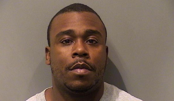 Jonathan Jordan, 31. Cook County Sheriff's photo