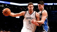 BROOKLYN, N.Y. — No two players on the Orlando Magic roster receive more criticism than Jameer Nelson and Hedo Turkoglu. Fans occasionally fault Nelson because of his defensive shortcomings and because he's not a pass-first point guard. The disapproval of Turkoglu typically centers on his inconsistency and his lack of rebounding.