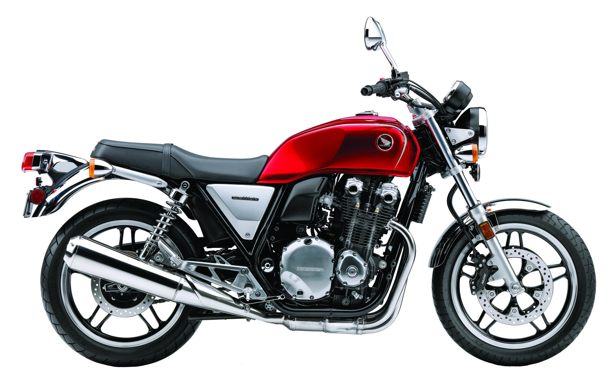 Gallery: 2013 Honda motorcycle lineup includes CB500s, Gold Wing F6B - Honda CB1100