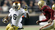 No. 3 good spot, bad spot for Notre Dame