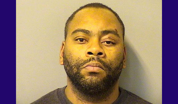 Tyrone Allen Stokes, 42. Cook County Sheriff's photo