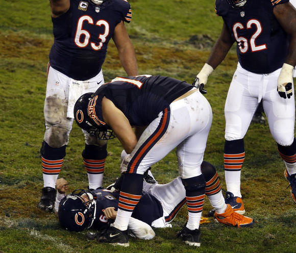 Cutler out