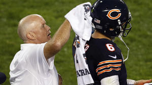Four downs: Cutler's multiple concussions a reason for concern