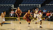Northern State capped off its 2012 Disney Tip-Off with a thrilling win over Cal State Dominguez Hills on Sunday.