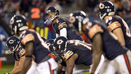 You could blame it on wet balls, a slick field, nasty Texans or foggy thoughts, but ultimately the Bears didn't have the quarterback play they needed to beat an elite team Sunday.