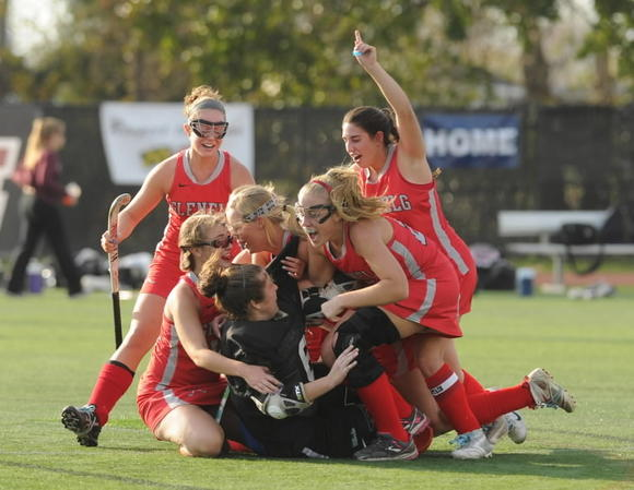 Glenelg field hockey