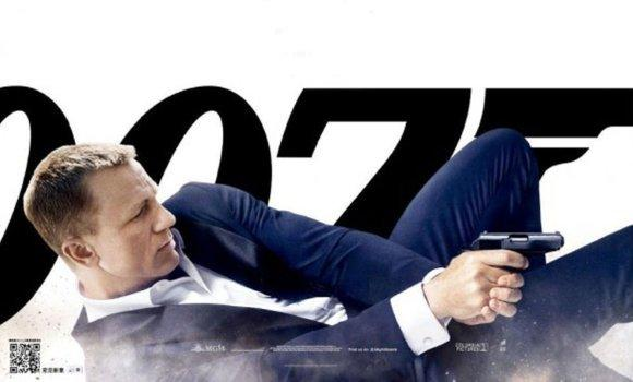 "James Bond Soars To Box Office record With ""Skyfall"""