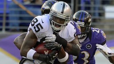 Darrius Heyward-Bey scores touchdown against Ravens on 'faith' …