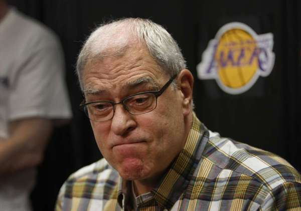 A lot of people thought Phil Jackson would return for a third stint as coach of the Lakers.
