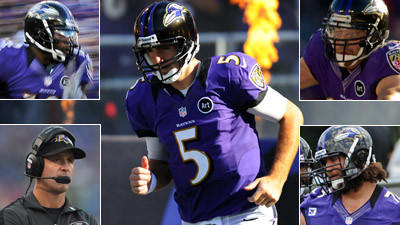 Five Things We Learned from the Ravens' 55-20 win over the Oakl…