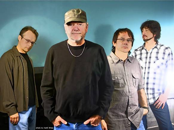 Rusty Young, second from left, is an original member of Poco, which performs Nov. 16 at Iron Horse.