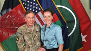 Photos: Petraeus CIA sex scandal