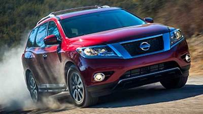 2013 Nissan Pathfinder gets mileage from redesign