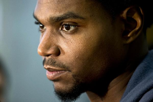 We'd like to run a photo of Andrew Bynum in a 76ers uniform, but he hasn't played for them yet.