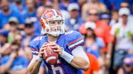 Gators coach Will Muschamp said sophomore starting quarterback Jeff Driskel is doubtful for Saturday's regular season home finale against Jacksonville State.