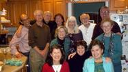 <strong>Our book club</strong> started in 1999 with a group of friends who graduated from Loyola University in the '70s. We have grown over the years to include other friends, and we now number about 15.
