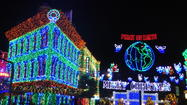 Pictures: Osborne Family Spectacle of Dancing Lights at Disney's Hollywood Studios