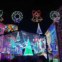 Disney Hollywood Studios -- Osborne Family Spectacle of Dancing Lights