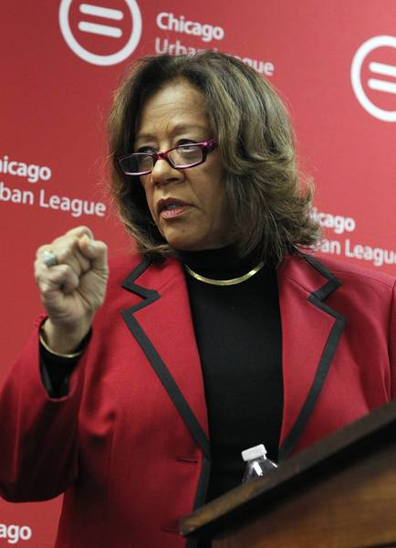 Barbara Byrd-Bennett took over as CEO of Chicago Public Schools in October.