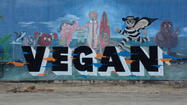 In the Pipeline: Vegan vandalism not kosher