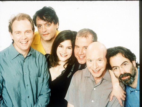 10,000 Maniacs, shown here in one of their incarnations, is releasing its first new record in 13 years.