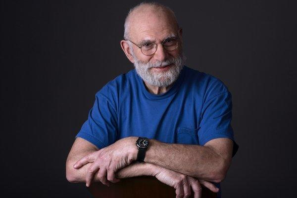 Dr. Oliver Sacks in 2007.