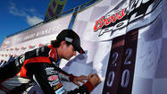 (AP) - Four-Time NASCAR champion Jeff Gordon has been fined $100,000 and docked 25 points for intentionally wrecking Clint Bowyer at Phoenix International Raceway.