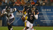 Bears serious about safety? Then sit Cutler