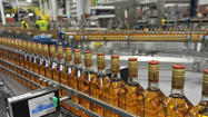 Upgrades hailed at Baltimore County bottling plant