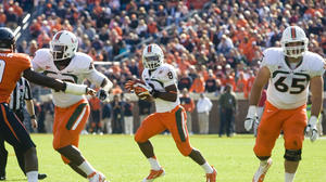 Virginia hopes failing against Johnson helps prep for Bernard