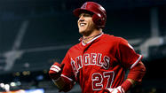 It was not news that Mike Trout was selected American League rookie of the year Monday. It was a given.