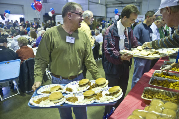 Photo Gallery: Veterans Day at Armory 111212
