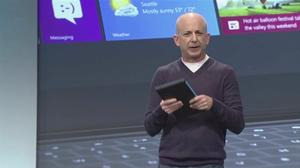 Microsoft Windows president leaving company