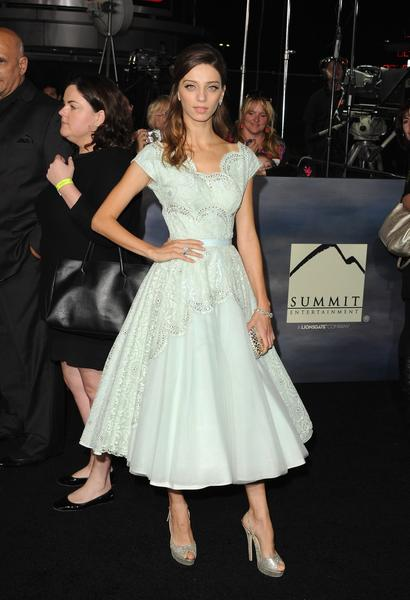 Premiere: 'Twilight Saga: Breaking Dawn -- Part 2': Angela Sarafyan