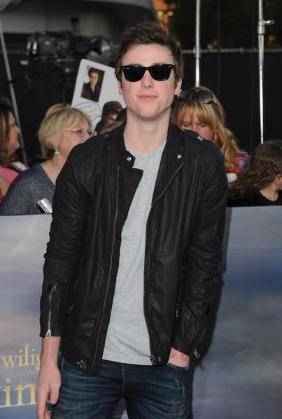 Premiere: 'Twilight Saga: Breaking Dawn -- Part 2': Sterling Beaumon