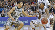Pictures: UConn Men Vs. Michigan State In Germany