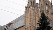 An architectural treasure in Aberdeen is getting a $335,000 roof renovation to preserve it for years to come.