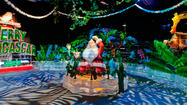 ICE! at Gaylord Palms 2012